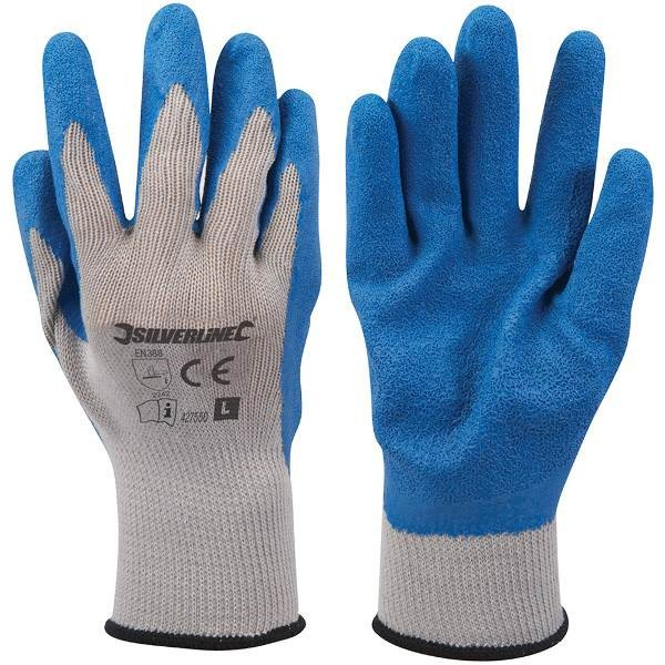 427550 Latex Build Gloves Manningham Concrete