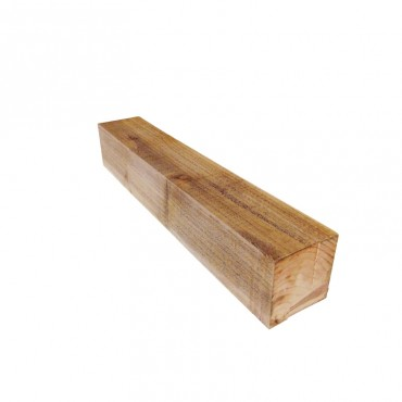 100MM X 100MM SAWN & TREATED TIMBER
