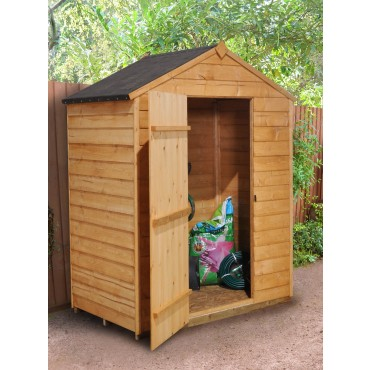 3' x 5' APEX SHED - NO WINDOW