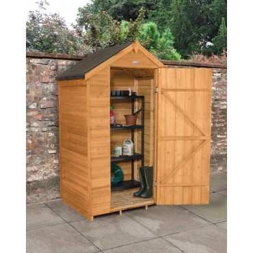 4' x 3' APEX SHED - NO WINDOW
