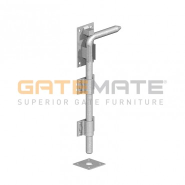 "BIRKDALE GM GARAGE DOOR BOLTS 18"" 450MM GALV P71"