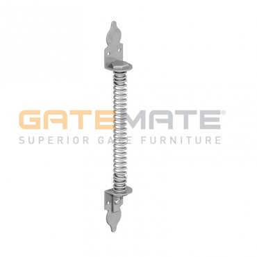 "BIRKDALE GM GATE RETURN SPRINGS 10"" 250MM BZP P73"