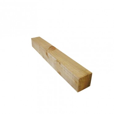 75MM X 75MM SAWN & TREATED TIMBER
