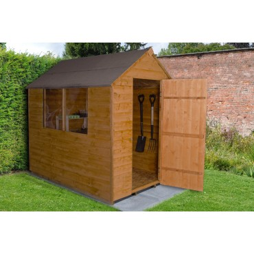 7' x 5' APEX SHED