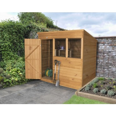 7' x 5' PENT SHED
