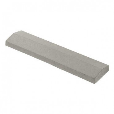 BRADSTONE SADDLE BACK COPING OFF WHITE