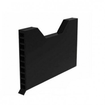 TIMLOC WEEP VENT 65MM X 10MM X 100MM BLACK