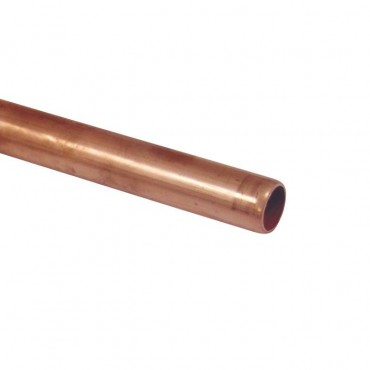 COPPER PIPE TUBE 22MM X .9MM