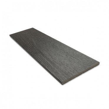 MC COMPOSITE PLUS FLAT DECK TRIM 150MM X 10MM DARK BROWN