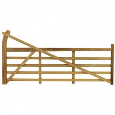ESTATE SOFTWOOD GATES