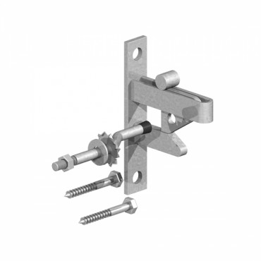 BIRKDALE FG SELF LOCK GATE CATCH KITS GALV P38