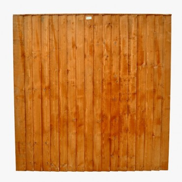 FOREST GARDEN FEATHEREDGE PANEL