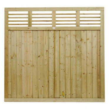 BALMORAL T & G FENCE PANEL