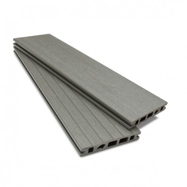 MC COMPOSITE PLUS DECK BOARD 150 X 25 X 2900 MID GRAY