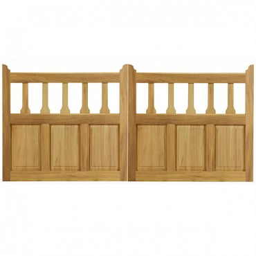 HILTON SOFTWOOD GATES