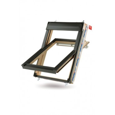 KEYLITE ROOF No. 1 WINDOW 550 X 780 WITH FLASHING KIT