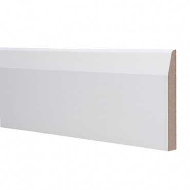18 X 119 MDF SKIRTING 5.4M CHAMFERED
