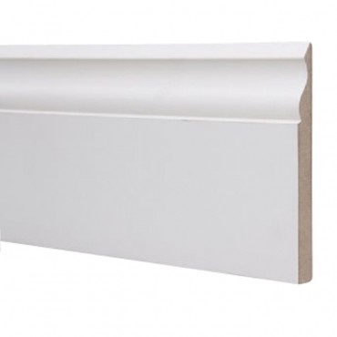 18 X 144 MDF SKIRTING 4.4M OGEE