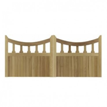 MELLS SOFTWOOD GATES