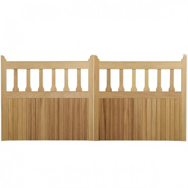 MENDIP SOFTWOOD GATES