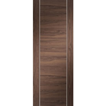 "OFFER INTERNAL PRE FINISHED WALNUT FORLI  1981 x 762 x 35mm (30"")"