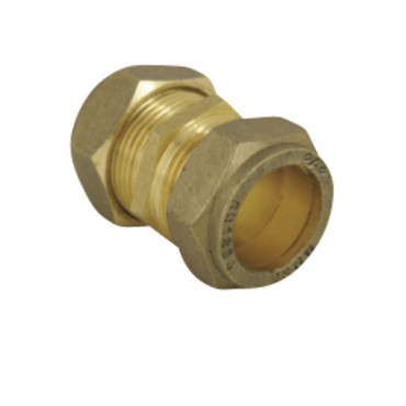 15MM COMPRESSION STRAIGHT COUPLER  C X C