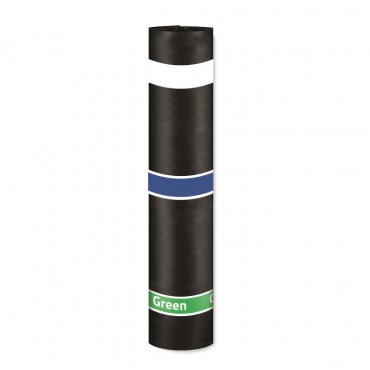 CHESTERFELT DEFLECTOR TORCH ON GREEN MINERAL FELT 8M X 1M