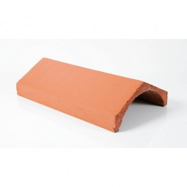 LAGAN UNIVERSAL ANGLE RIDGE TILE RED