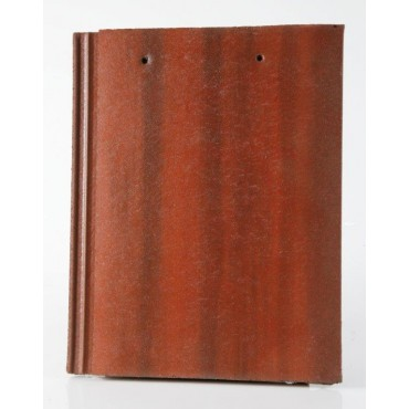 LAGAN FLAT ROOF TILE ANTIQUE RED