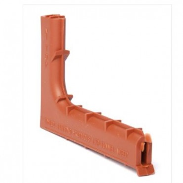 TIMLOC TUNNEL WEEP VENT 65MM X 10MM X 100MM TERRACOTTA