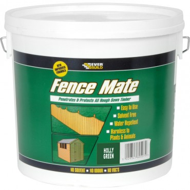 FENCE MATE HOLLY GREEN 5LTR