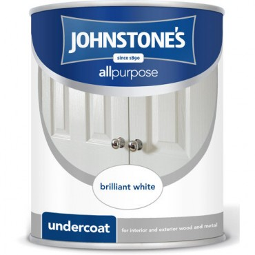 A/P UNDERCOAT B/WHITE 2.5L JSR RETAIL 00303904