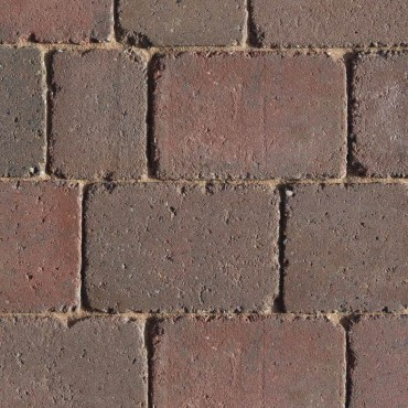 WOBURN RUMBLED BLOCK PAVER PACK RUSTIC