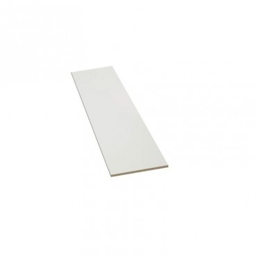 1830 X 610MM WHITE MELAMINE