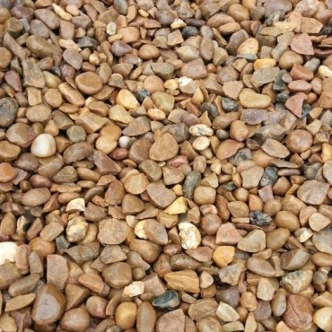20MM QUARTZ GRAVEL BULK BAG MINIMUM WEIGHT 850KG ASSUME 1000KG FOR LIFTING