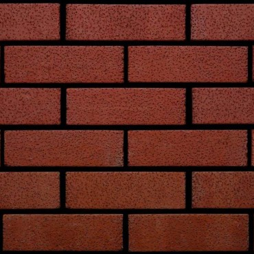73MM PINHOLED RED BRICKS