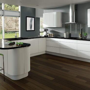 INTEGRA MATT WHITE - Kitchens - Kitchens | Manningham Concrete