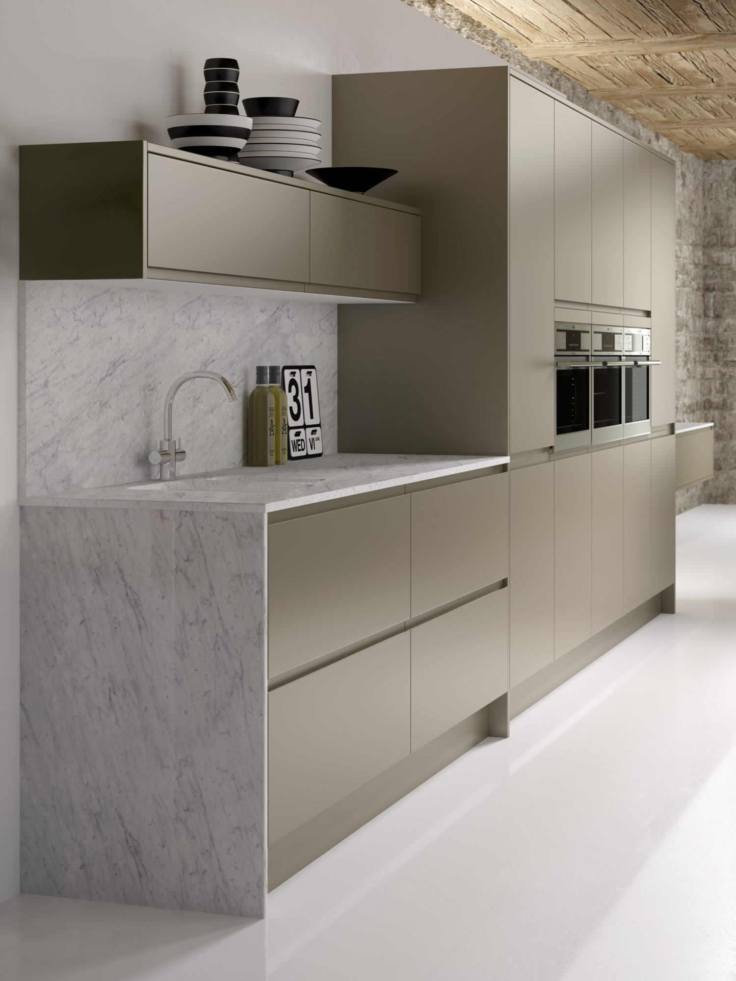 New York Paint To Order Manningham Concrete