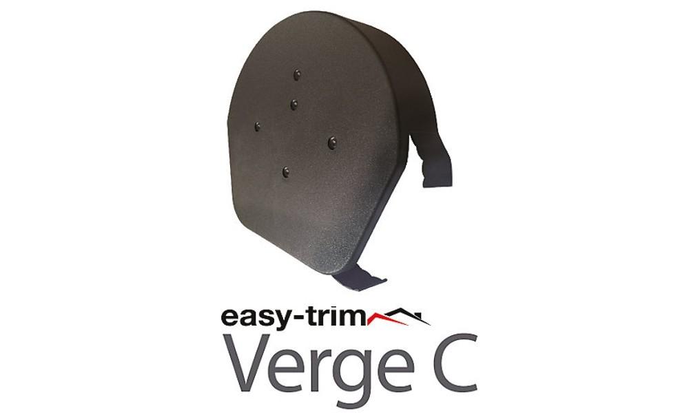 Easyverge Hr Ridge Cap C W Flapcap Grey Easytrim