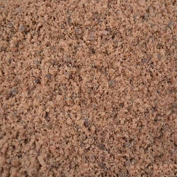 BROWN WINTER ROCK SALT