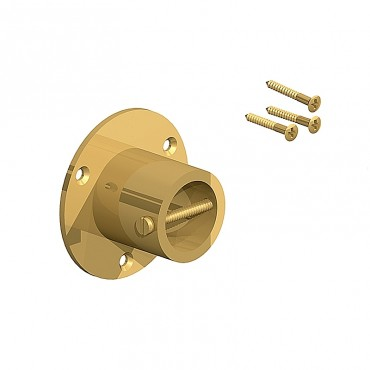 BIRKDALE FM ROPE END - PACK OF 2 24MM ROPE BRASS