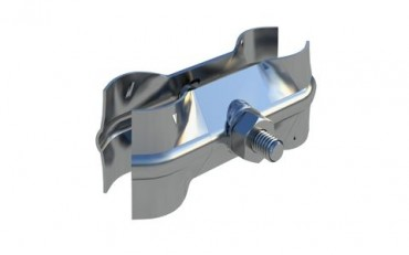 SITE FENCE  - GRIPPER COUPLER LITE 071002
