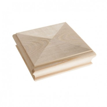 BFNCP BLISTER PACKED PYRAMID NEWEL CAP