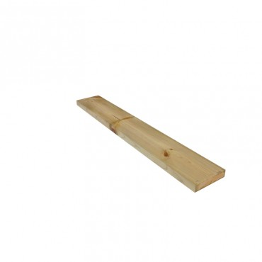EX 100MM X 25MM GREEN TREATED & PLANED TIMBER (FINISHED SIZE 95MM X 20MM)