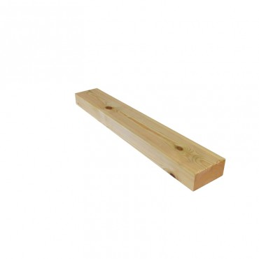 EX 100MM X 50MM GREEN TREATED & PLANED TIMBER (FINISHED SIZE 95MM X 45MM)