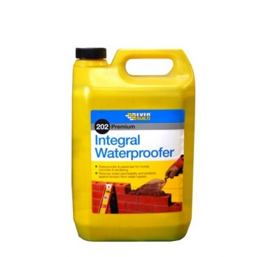 202 INTGREAL WATERPROOFER 5LTR ILW5L