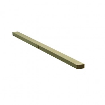 EX 50MM X 25MM  GREEN TREATED & PLANED TIMBER (FINISHED SIZE 45MM X 20MM)