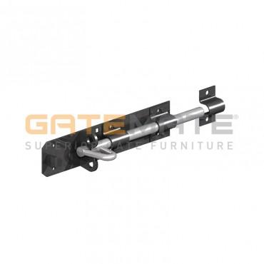 "BIRKDALE GM BRENTON PADBOLTS 8X1/2"" 200X12MM E/BLAC P68"