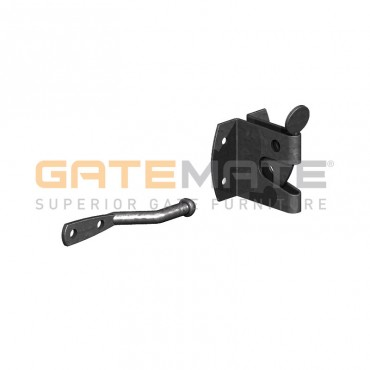 BIRKDALE GM AUTO GATE CATCHES MEDIUM E/BLAC P71