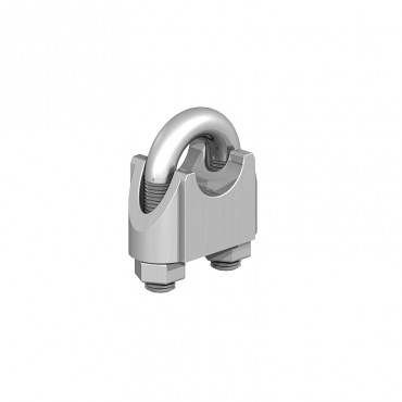 BIRKDALE GM WIRE ROPE GRIPS (4P/P) 3MM BZP P89